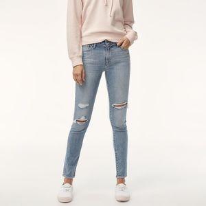 Aritzia x Levi's 721 Skinny Jeans